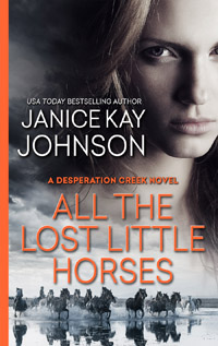 janice kay johnson's romantic suspense ALL THE LOST LITTLE HORSES