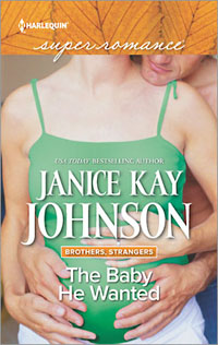 janice kay johnson's THE BABY HE WANTED